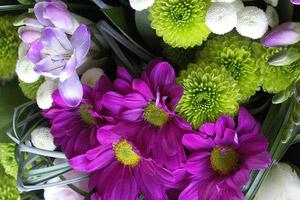 boquet of flowers