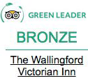 Green Leader Bronze, The Wallinford Victorian Inn