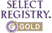 Select Registry - Gold