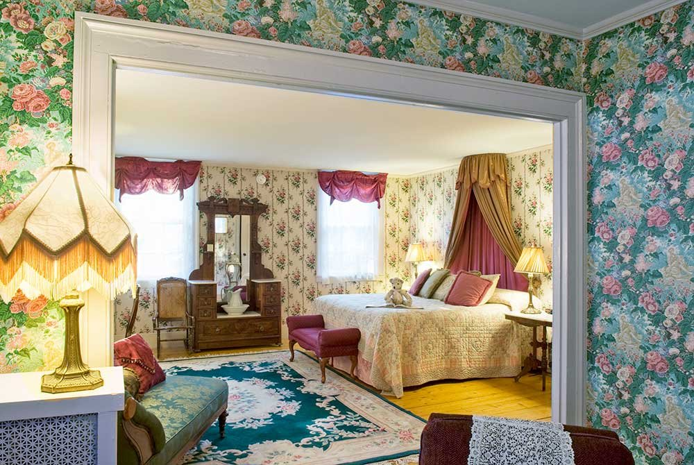 View of Pamela's Suite