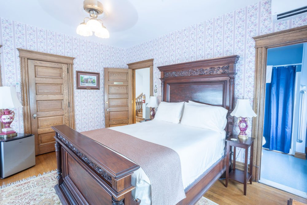 Picture of the Reaser bedroom