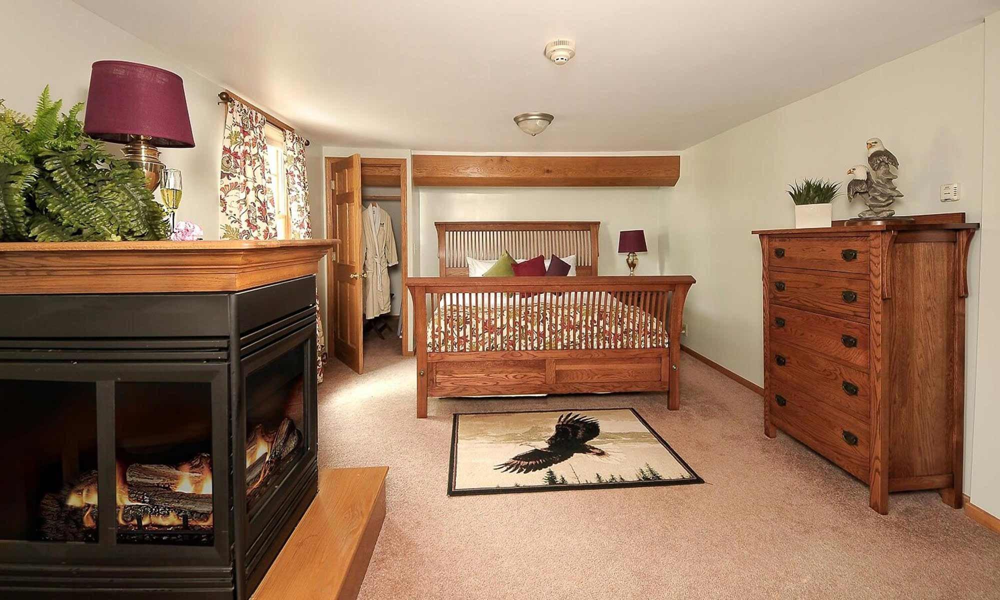 Eagles Nest Luxury Suite