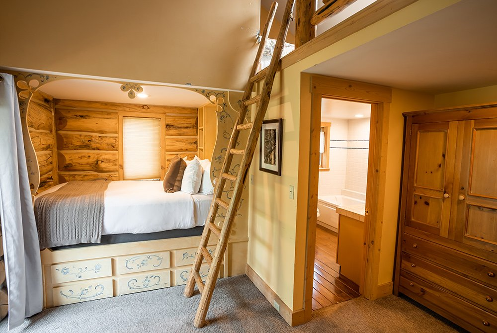 View of the Bunkhouse room