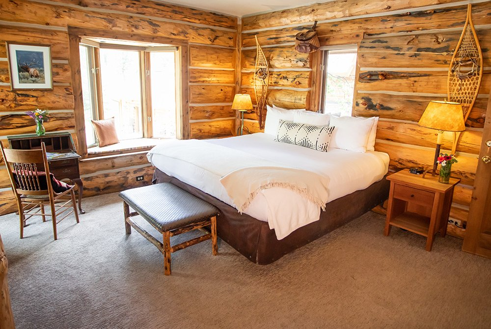 View of the Cabin room