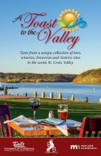 Toast to the Valley Magazine Cover