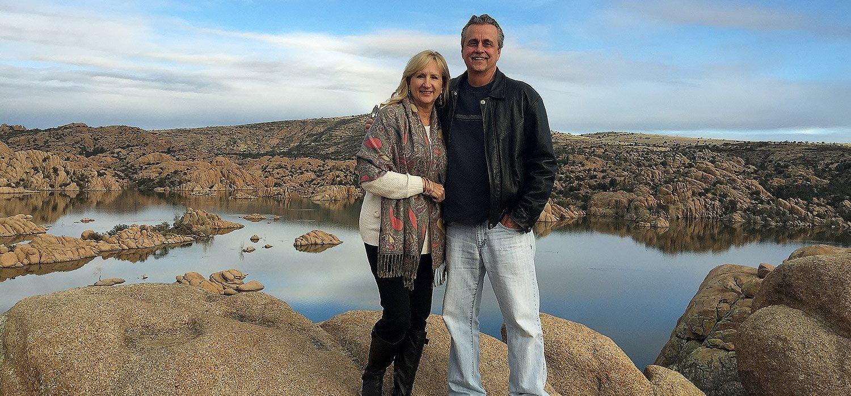 Rick and Karen Matvey