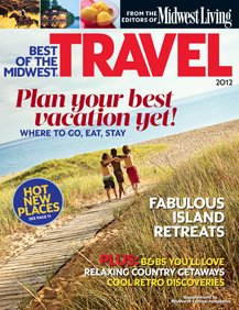 Songbird Prairie was featured in the Best of The Midwest Travel