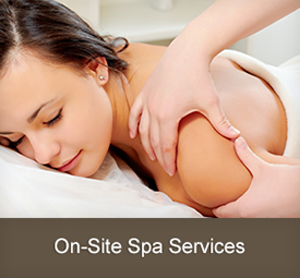 On-site Spa Services at Songbird Prairie in Valparaiso, Indiana