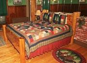 Montana Room at Hickory House Inn