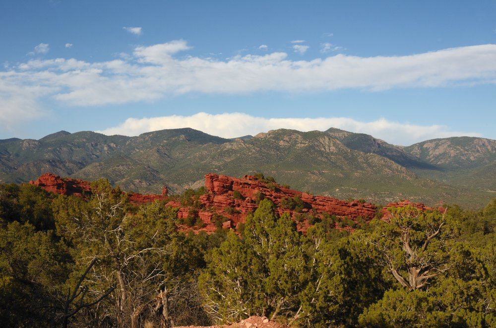 Red Canyon Park, Cañon City