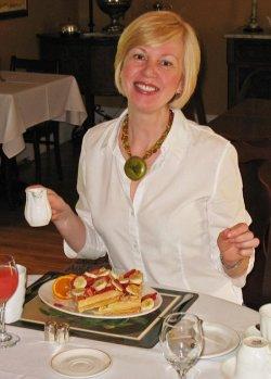 Breakfast at Hillsdale House Inn