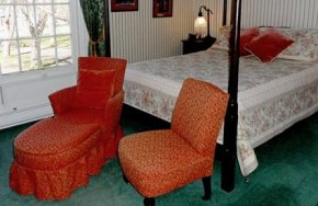 Attached Carriage House Rooms