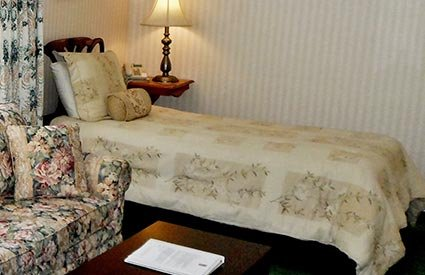 Room 15 at Hillsdale House Inn