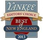Yankee Magazine Editor's Choice Logo 2013