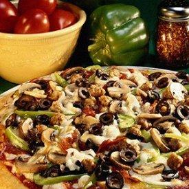 pizza in Eureka Springs, Arkansas