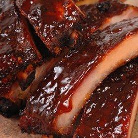 ribs in Eureka Springs, Arkansas