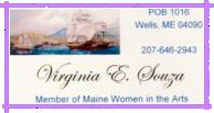 Virginia E. Souza - benefactor of Race Point Lighthouse