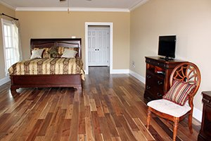 Spanish Riding School bed at The Inn at Rosehill in Monroe, North Carolina