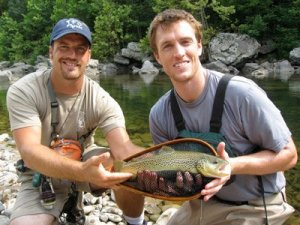 Guided River Fishing with Smoke Hole Outfitters on the South Branch Potomac River