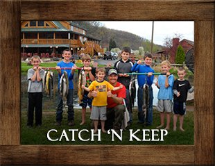 Smoke Hole Outfitters Catch And Keep Fishing