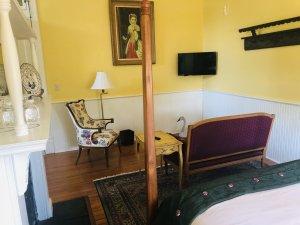 Savannah seating area