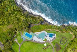 Waterfalling Estate from above