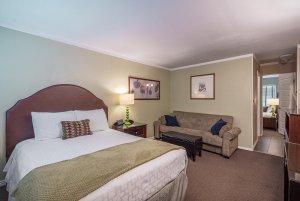 delux suite bed
