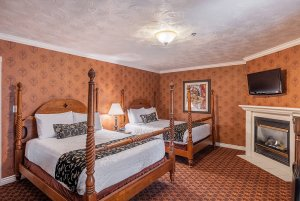 Canyons Boutique double queen room