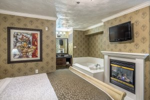 Canyons Boutique deluxe queen full suite