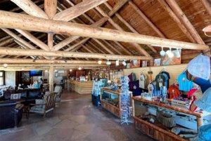 Gift shop in main lodge