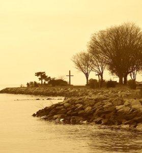 Black Walnut Point Inn Duel Citezen Cross