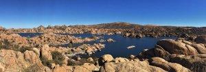 Prescott AZ Reservoir