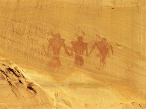 Life-Size Petroglyphs