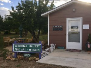 Serenidad Gallery - Fine art, Antiques