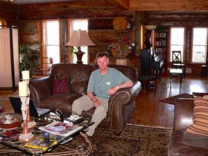 Syringa Lodge Guest
