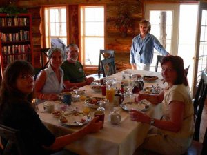Syringa Lodge Guests