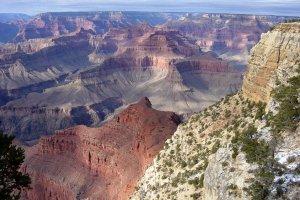 grand canyon cliffside | The Inn at 410, Downtown Flagstaff, AZ