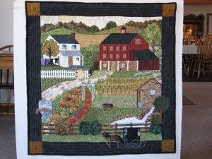Barn Inn quilt
