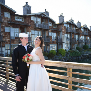 Bride & Groom Observation Dock
