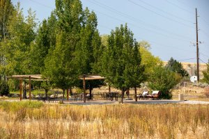 Picnick area