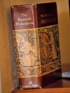 A book of Shakespeare