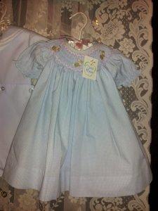 A child's dress