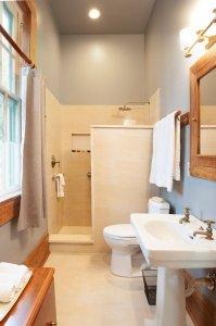 Room #4 bathroom