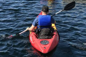 kayak rentals Lake Powell