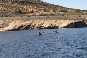 Page, Arizona's newest Marina offers power boat rentals for the Lake Powell enthusiasts