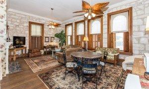 AL Patton Hemmingway Suite Main Area