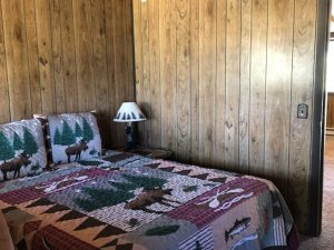 Meeker Mountain  Room at Estes Lake Lodge
