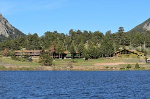 Hallet Room at Estes Lake Lodge