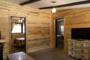 Meeker Mountain  Room at Estes Lake Lodge