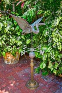 bird windvane